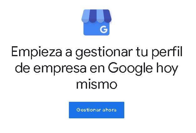 optimizar ficha google