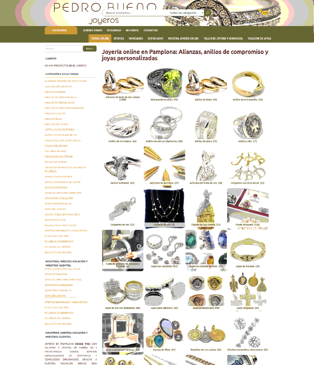 web de joeyeros