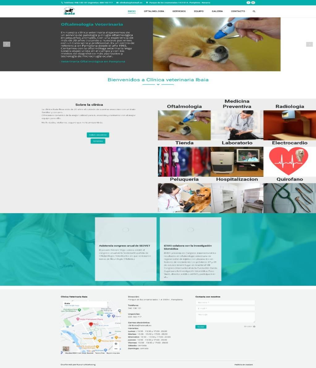 paginas web veterinarias