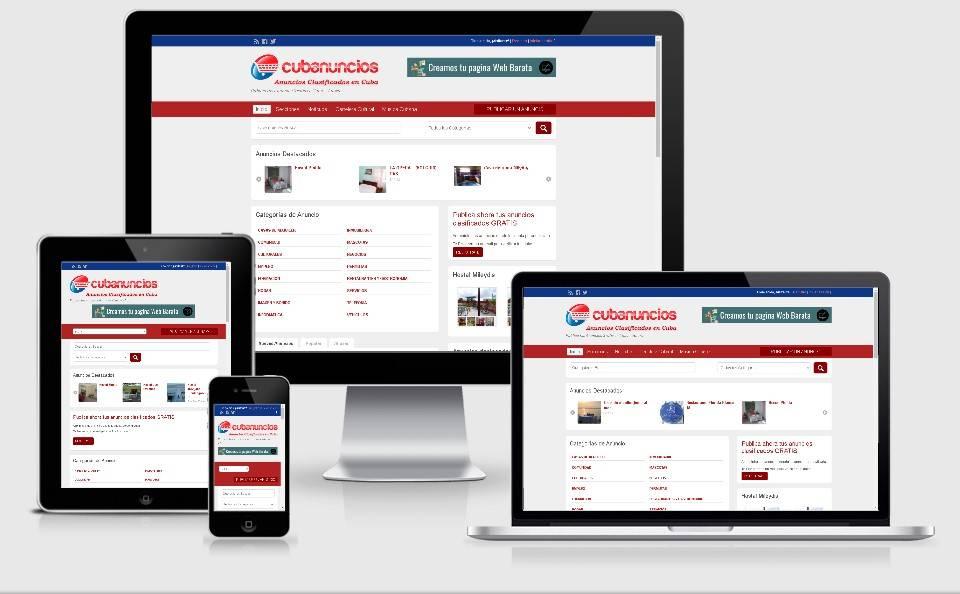 diseño web de directorios